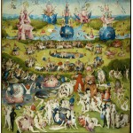 Puzzle  Grafika-00022 Jérôme Bosch : The Garden of Earthly Delights