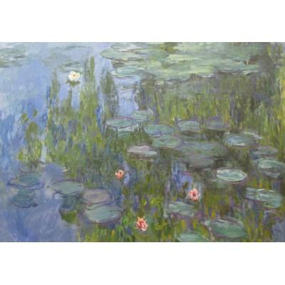 Puzzle Grafika-00033 Claude Monet: Nymphéas, 1915