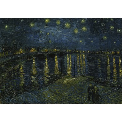 Puzzle Grafika-00054 Vincent Van Gogh, 1888