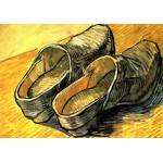 Puzzle  Grafika-00058 Vincent Van Gogh, 1888