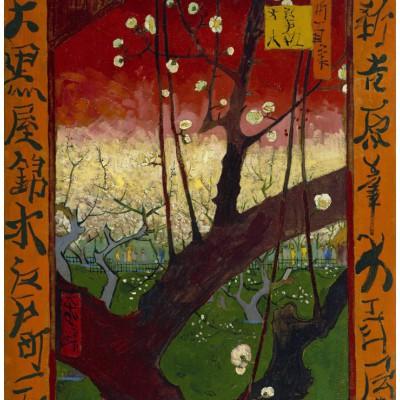 Puzzle Grafika-00064 Vincent Van Gogh, 1887