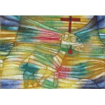 Puzzle  Grafika-00103 Paul Klee : The Lamb, 1920