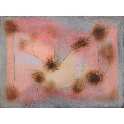 Puzzle Grafika-00110 Paul Klee : Hardy Plants, 1934