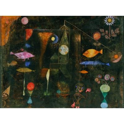 Puzzle Grafika-00112 Paul Klee : Fish Magic, 1925