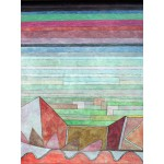 Puzzle  Grafika-00116 Paul Klee : View into the Fertile Country, 1932