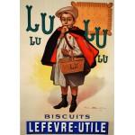 Puzzle  Grafika-00150 Biscuits Lefèvre-Utile