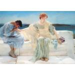 Puzzle  Grafika-00174 Sir Lawrence Alma-Tadema : Ask me no more, 1906