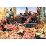 Puzzle  Grafika-00176 Sir Lawrence Alma-Tadema : The Roses of Heliogabalus