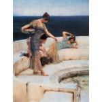 Puzzle  Grafika-00180 Sir Lawrence Alma-Tadema : Silver Favourites, 1903