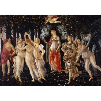 Puzzle Grafika-00187 Botticelli Sandro : La Primavera, 1478-1482