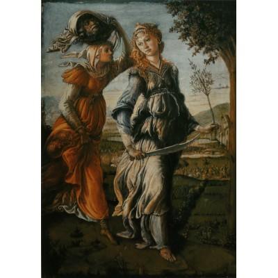 Puzzle Grafika-00188 Botticelli Sandro : The return of Judith to Bethulia, 1470