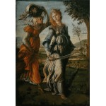 Puzzle  Grafika-00188 Botticelli Sandro : The return of Judith to Bethulia