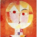 Puzzle  Grafika-00198 Klee Paul : Senecio, 1922