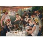 Puzzle  Grafika-00200 Auguste Renoir : Le Déjeuner des Canotiers, 1881