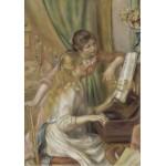 Puzzle  Grafika-00241 Auguste Renoir : Jeunes filles au piano, 1892