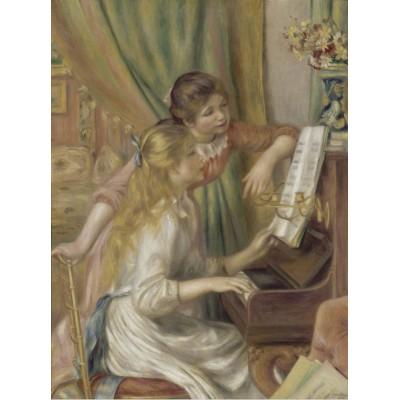 Puzzle Grafika-00260 Auguste Renoir : Jeunes filles au piano, 1892