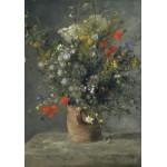 Puzzle  Grafika-00282 Auguste Renoir : Fleurs dans un Vase, 1866