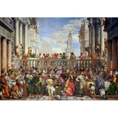 Puzzle Grafika-00304 Paolo Veronese : The Wedding at Cana, 1563