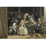 Puzzle  Grafika-00338 Diego Vélasquez : Les Ménines, 1656