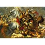 Puzzle  Grafika-00354 Peter Rubens : Sieg und Tod des Konsuls Decius Mus in der Schlacht, 1617