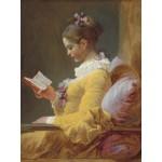 Puzzle  Grafika-00390 Jean-Honoré Fragonard - A Young Girl Reading, 1770
