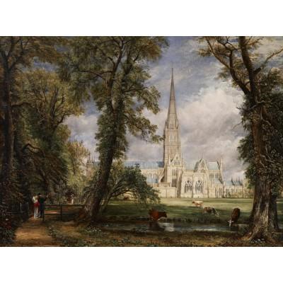 Puzzle Grafika-00401 John Constable, 1825