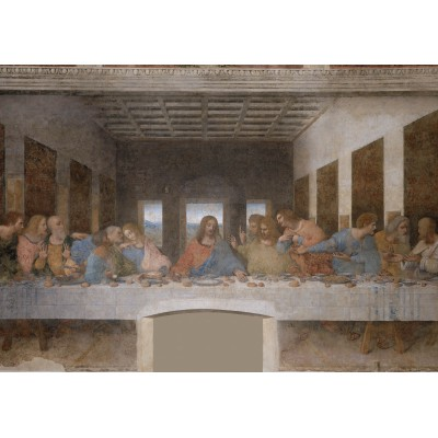 Puzzle Grafika-00462 Leonardo da Vinci: The Last Supper, 1495-1498