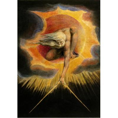 Puzzle Grafika-00524 William Blake: Europe a Prophecy, 1794