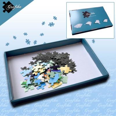 Puzzle Grafika-00568 Sorting Box Blue