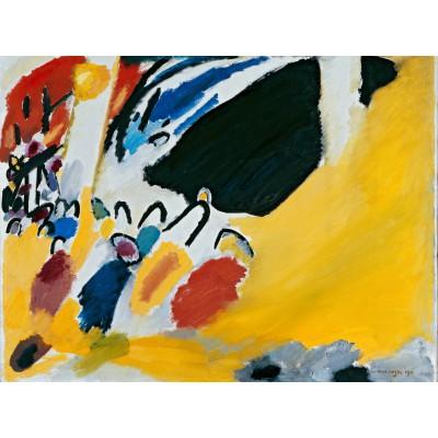 Puzzle Grafika-00584 Wassily Kandinsky : Impression III (Concert), 1911
