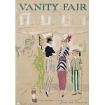 Puzzle  Grafika-00604 Vanity Fair magazine, 1914