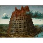 Puzzle  Grafika-00697 Brueghel : The Tower of Babel