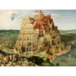 Puzzle  Grafika-00702 Pieter Bruegel the Elder - The Tower of Babel, 1563