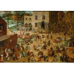 Puzzle  Grafika-00708 Brueghel Pieter: Children's Games, 1560