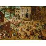 Puzzle  Grafika-00709 Brueghel Pieter: Children's Games, 1560