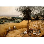 Puzzle  Grafika-00716 Brueghel Pieter: The Harvesters, 1565