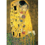 Puzzle  Grafika-00721 Klimt Gustav : The Kiss, 1907-1908