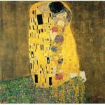 Puzzle  Grafika-00722 Klimt Gustav : The Kiss, 1907-1908