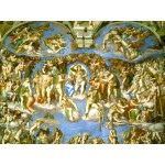 Puzzle  Grafika-00726 Michelangelo : Judgement Day