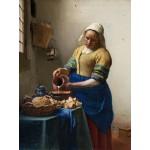 Puzzle  Grafika-00739 Vermeer Johannes: The Milkmaid, 1658-1661