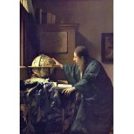 Puzzle  Grafika-00741 Vermeer Johannes: The Astronomer, 1668
