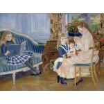 Puzzle  Grafika-00747 Auguste Renoir : Children's Afternoon at Wargemont, 1884