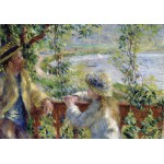 Puzzle  Grafika-00748 Renoir Auguste: Near the Lake, 1879