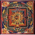 Puzzle  Grafika-00753 Tibetan School - Amitabha Mandala