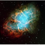 Puzzle  Grafika-00755 Crab Nebula