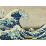 Puzzle  Grafika-00757 Katsushika Hokusai: 1826-1833