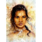 Puzzle  Grafika-00788 Indian Woman
