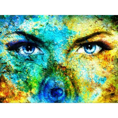 Puzzle Grafika-00790 The Wolf Woman