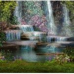 Puzzle  Grafika-00795 Magic Waterfall