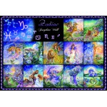 Puzzle  Grafika-00808 Zodiac Signs